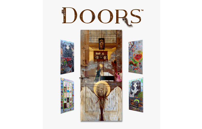 Doors Project by David Bondt